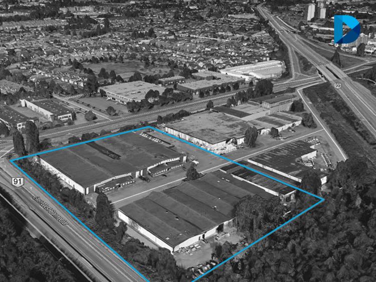 114,457-SF multi-tenant industrial facility