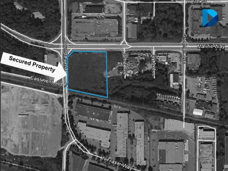 4.05-acre land loan