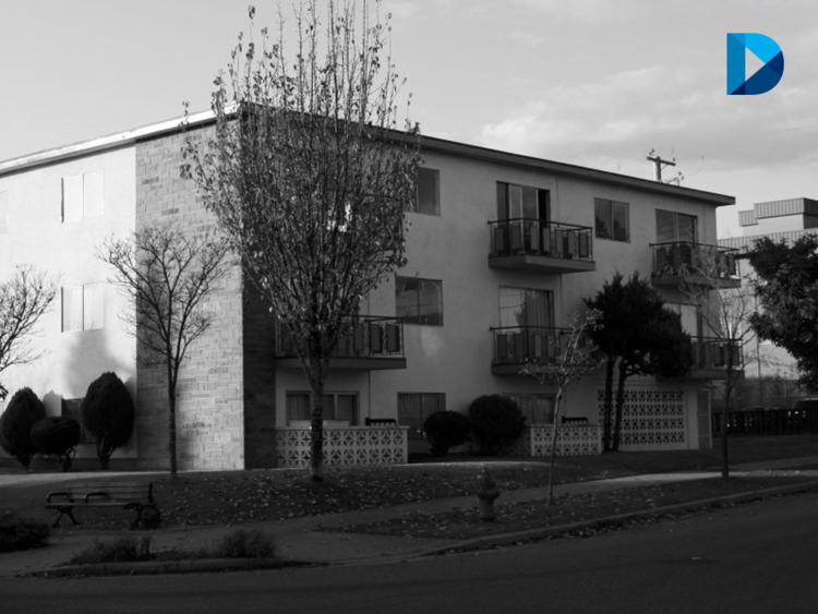 18 unit apartment building