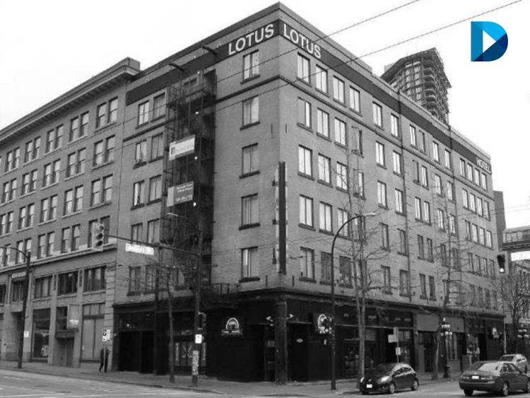 6-storey mixed-use building